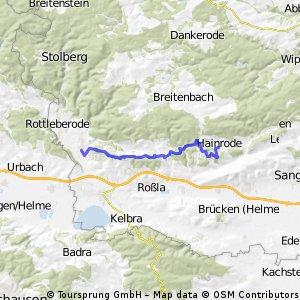 Uftrungen-Hainrode Karstwanderweg Teil4
