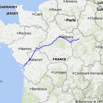 Auxerre / La Rochelle