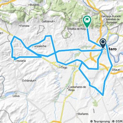 Memorial Álvaro Fernández - Vuelta Ciclista a la Rioja Alta