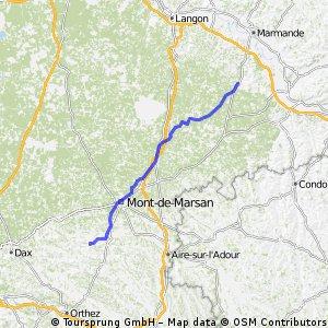 Casteljaloux-Mont de Marson-Montaut