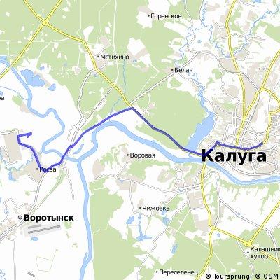 Kaluga: Marshala Zhukova - Faurecia
