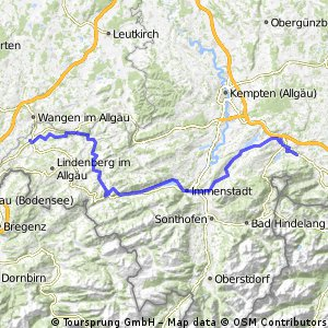 2016_6_Königssee - Bodensee (Nesselwang - Hergatz)