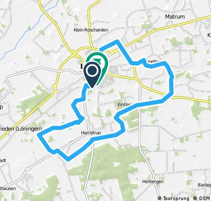 Lastrup Tour 20km