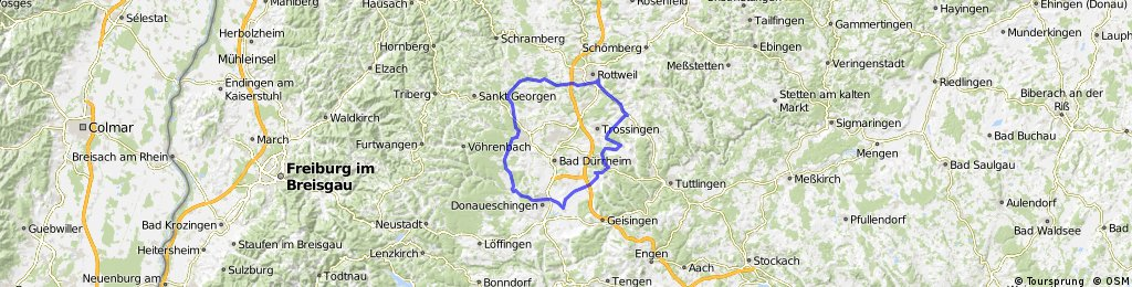 Rottweil - Königsfelden