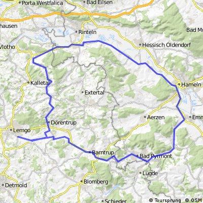Emmerthal-Weserrunde
