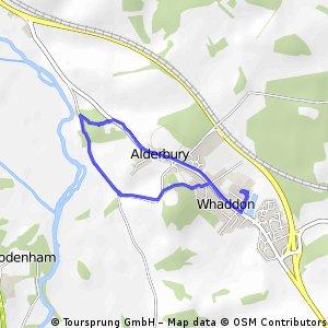 Brief ride through Salisbury