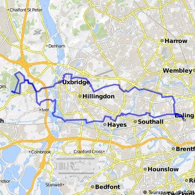 5 Jun Ealing Cycling Campaign Sunday Social Ride
