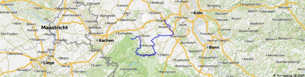 Hürtgenwald - Kerpen