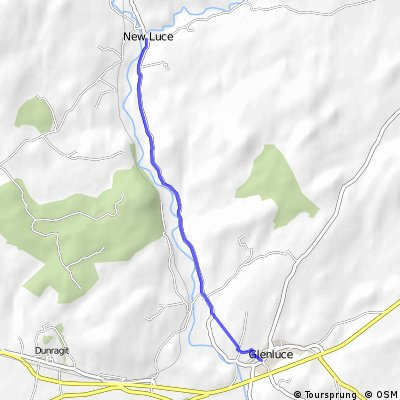 St Ninian's Way - Glenluce to New Luce