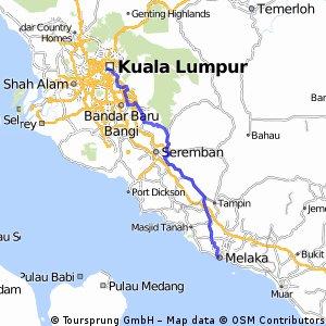 KualaLumpurMalacca