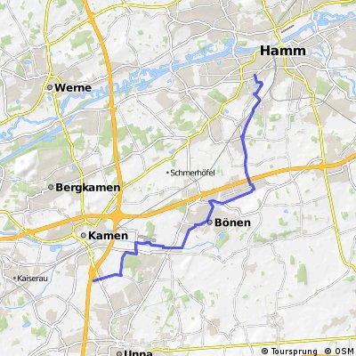 Ikea Kamen nach Hamm