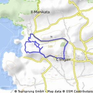 Quick ride through Mgarr