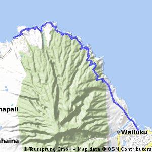 Maui - 40km Coast Route