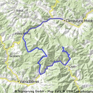 104 km through durangos nature by bike bikemap your bike routes day 1 sciox Images