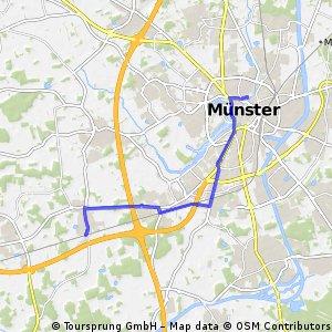 Radtour Münster-Albachten