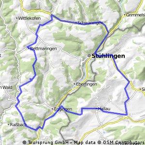 Neunkirch-Stühlingen-Bettmaringen-Neunkirch