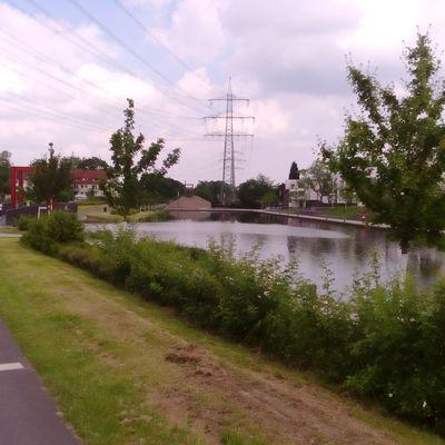 Radrunde von Mülheim an der Ruhr nach Essen steele
