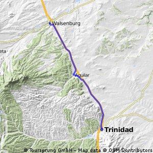 Stage 4 - Walsenburg - Trinidad