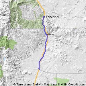 Stage 5 - Trinidad - Springer