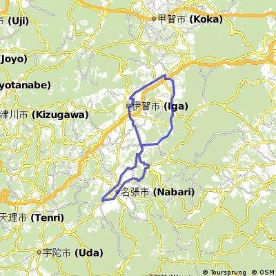 Midai - Nabari - Midai