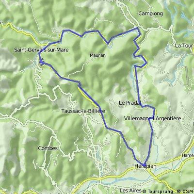 Sunday Ride -- Col des Tres Vente