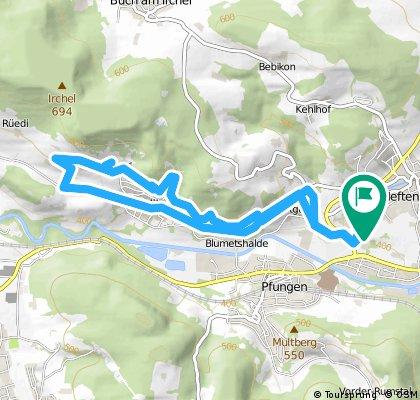 Radrunde durch Neftenbach