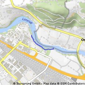 Short bike tour through Spreitenbach