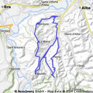 Tanya percorso 2