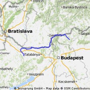 Balatoni Biciklitúra - 6. nap