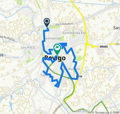 Itinerario di Genere a Rovigo