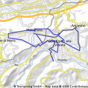 Long bike tour from 11 giugno 09:03