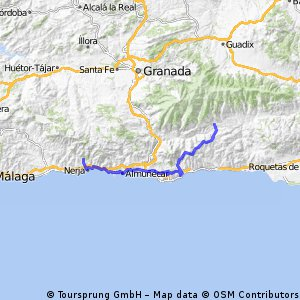 Malaga-Malaga dag 2