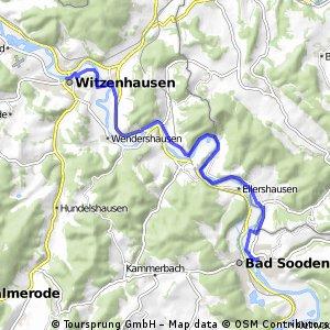 Witzenhausen - Bad Sooden Allendorf