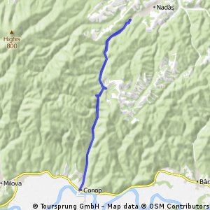 Lengthy bike tour from 12/06/16 15:06