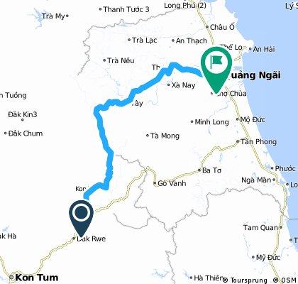 Mang Den - Quang Ngai