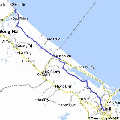 Hue - Cua Viet beach