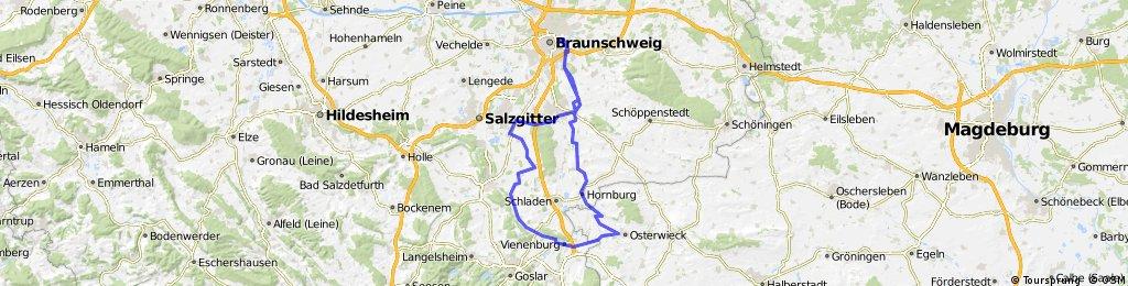 Tour über Hornburg und Vienenburg