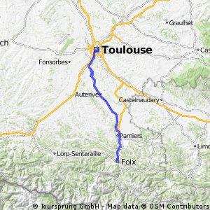 Toulouse - Foix