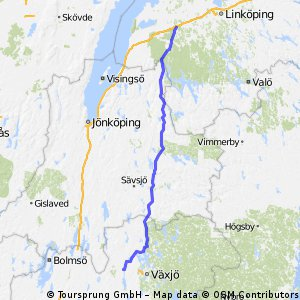 Helsingborg-Sollentuna Etapp 2