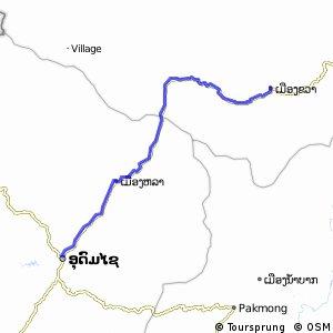 Oudomxai - Muang Khua