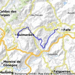 Guimarães <> Fafe