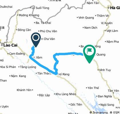 Bac Ha - Bac Quang