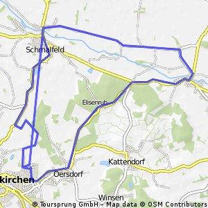 Fitnes Route-1