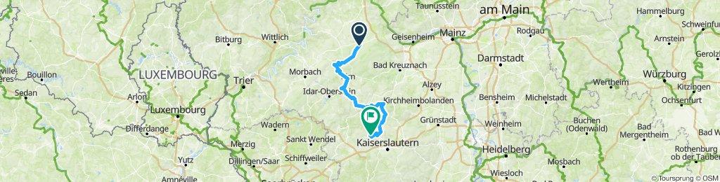 Rheinböllen/Simmern-Eulenbis
