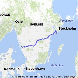 Sommer 2016 Schweden