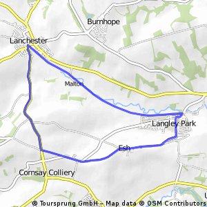 Langley Park, Malton, Lanchester, Esh