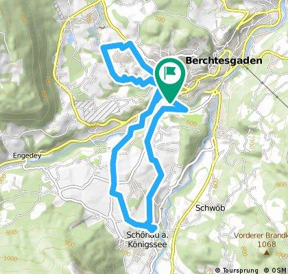 Schönau-Trail-Runde (Mariensteig)