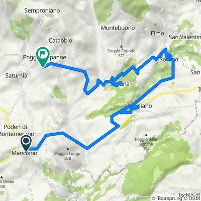 Manciano3-Pitigliano-Sorano-Sovana-Poggio Murella