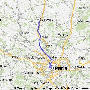 Grey Court 2 Paris Day 4