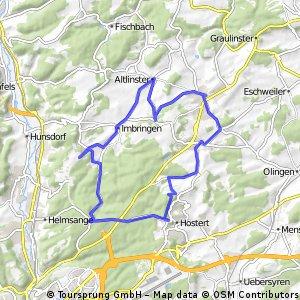 Luxemburg kleine Tour